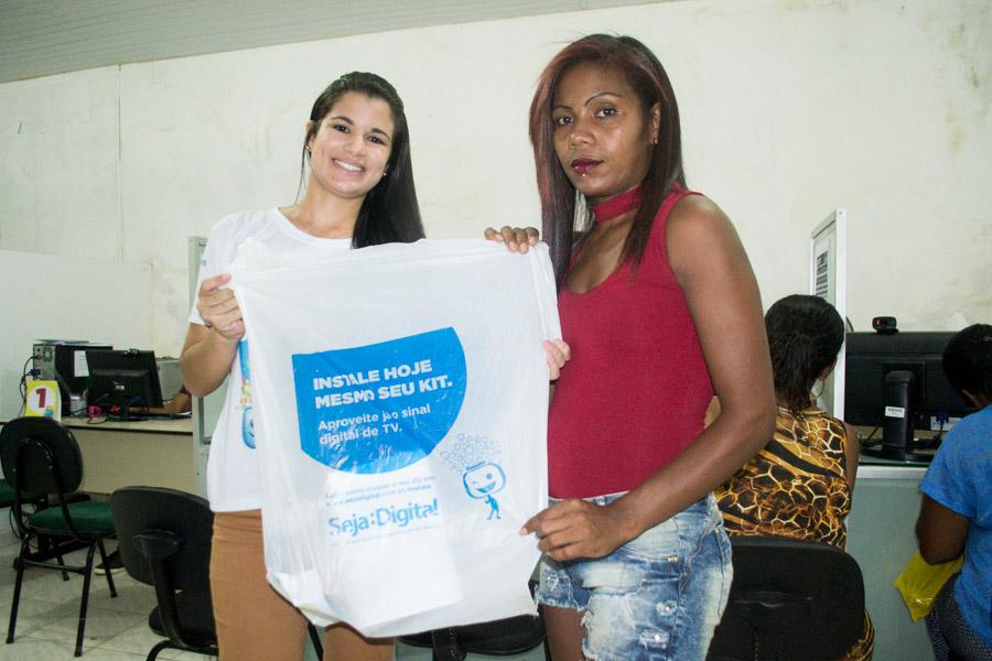 Seja Digital: Parceria entre Prefeitura e CORREIOS distribui cerca de 10 mil kits gratuitos