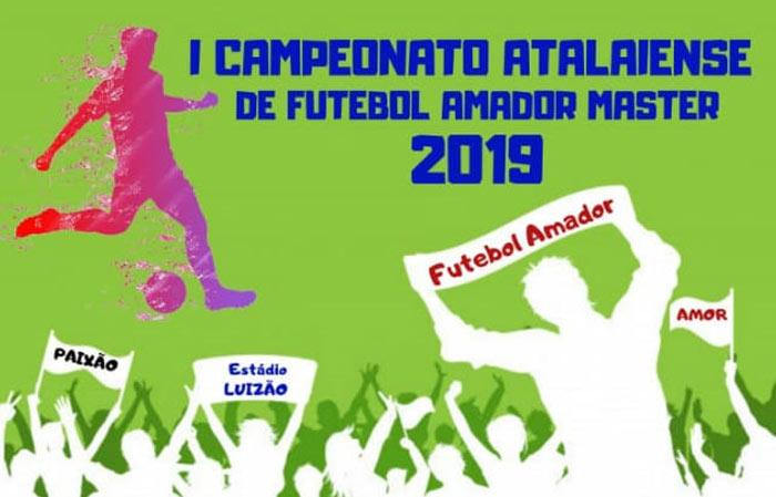 11ª rodada do Campeonato Atalaiense de Futebol Master.