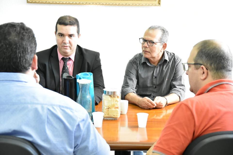 reunião sobre o Precatório do FUNDEF.