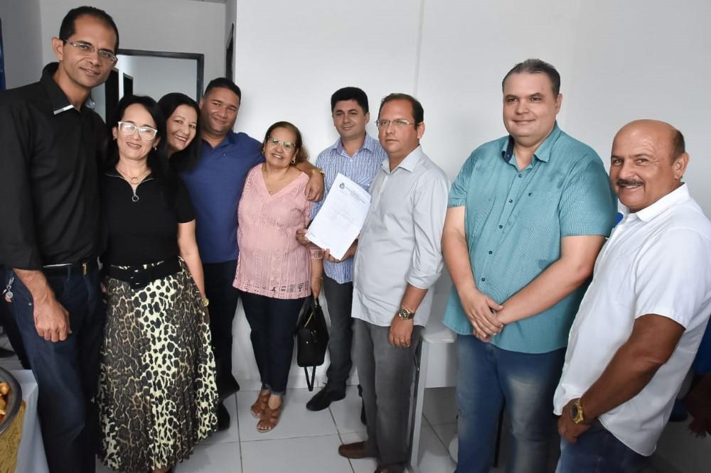 Vereadores de Atalaia prestigiam a inauguração da nova sede da Procuradoria Geral do Município