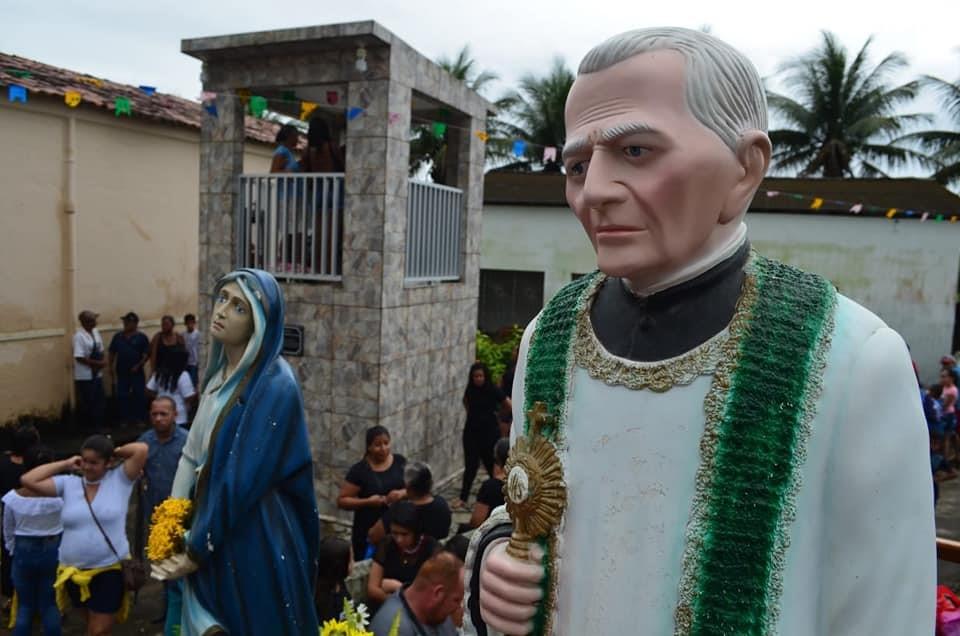 Romaria do Padre Cícero reuniu milhares de fiéis na cidade de Atalaia