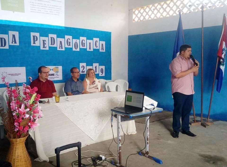 Secretaria Municipal de Educação de Atalaia promove Jornada Pedagógica