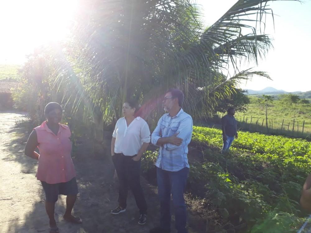 Assentamentos em Atalaia mostram o potencial de sua produção agrícola
