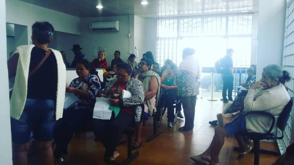 Prefeitura de Atalaia proporcionou exames de mamografias na Santa Casa de Maceió