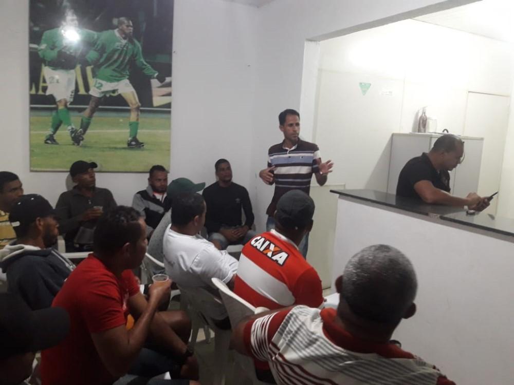 Reunião entre Secretaria de Esporte e times define regulamento e início do Atalaiense de Futebol da 2ª divisão