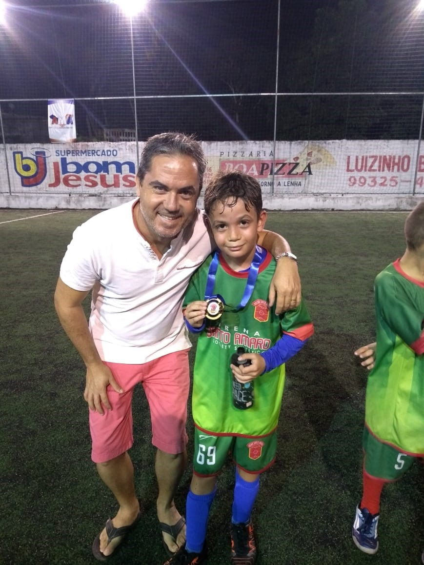 Escolinha Arena Santo Amaro realiza seu II Torneio Interno