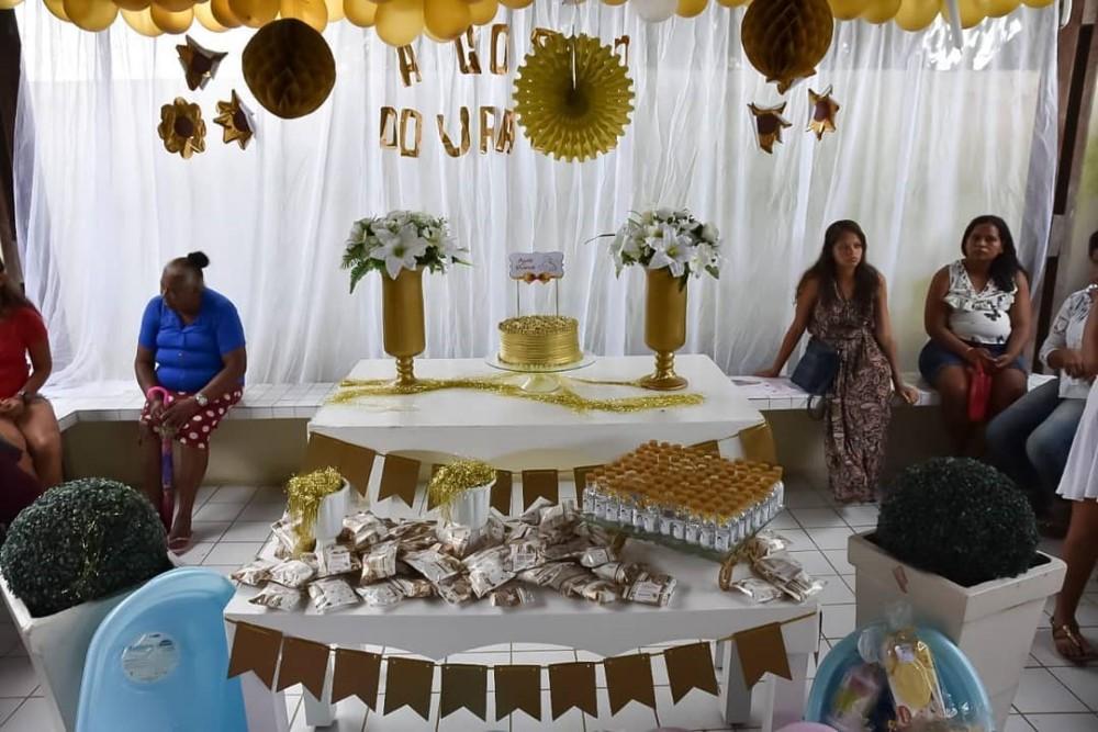 Agosto Dourado: Prefeitura de Atalaia promove evento para 100 gestantes do município