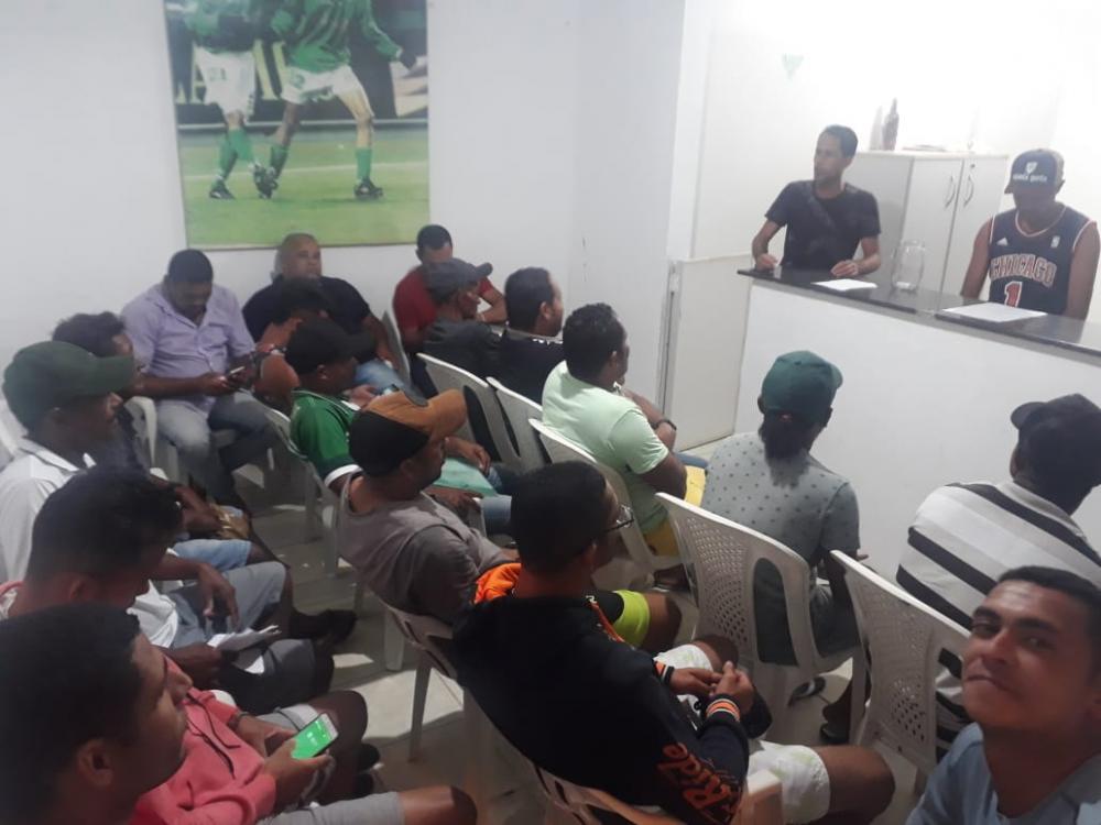 Sorteio define os grupos da Segunda Divisão do Atalaiense de Futebol 2019