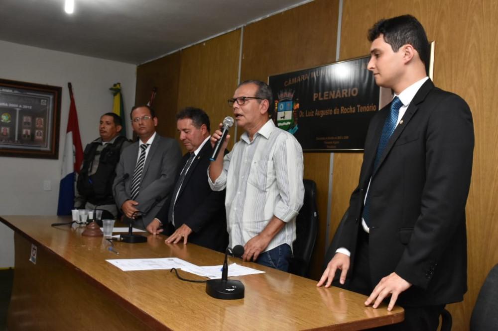 Prefeitura e MP realizam solenidade de posse dos Conselheiros Municipais de Segurança Pública de Atalaia