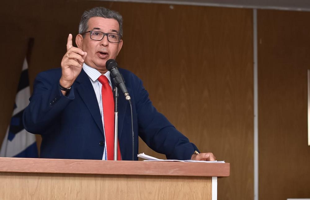 Vereador Fernando Vigário. Foto: Alberto Vicente