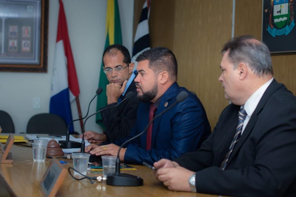 Sessão da Câmara Municipal de Atalaia do dia 27 de Agosto de 2019