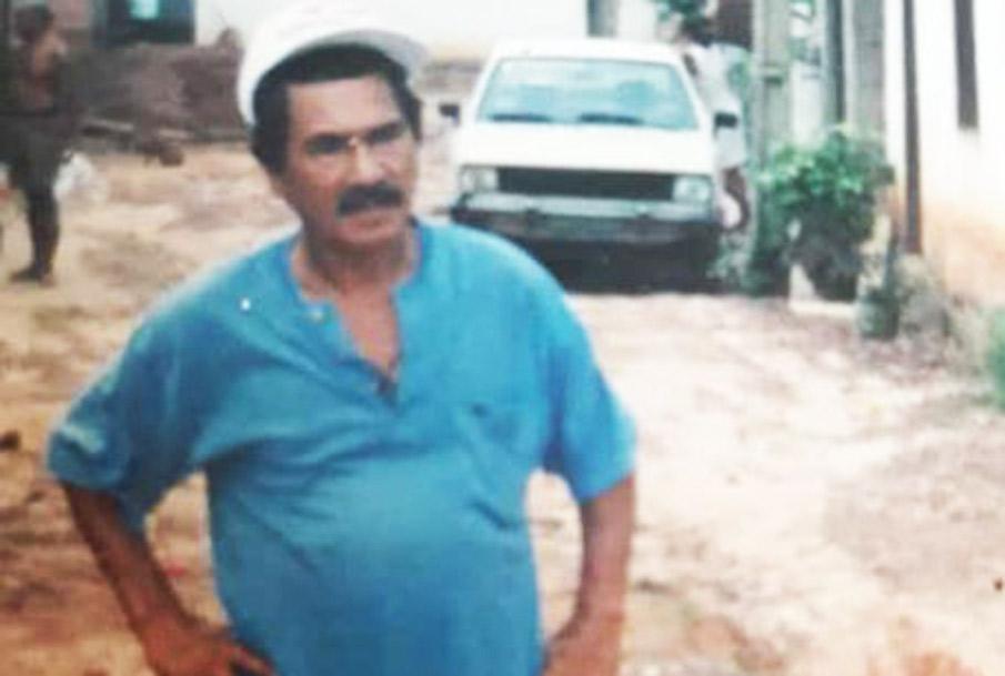 José Rocha da Silva é natural do município de Atalaia, nascido no Povoado Bittencourt.