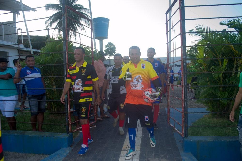 Sport Santo Antônio é campeão do Campeonato Atalaiense de Futebol Master 2019