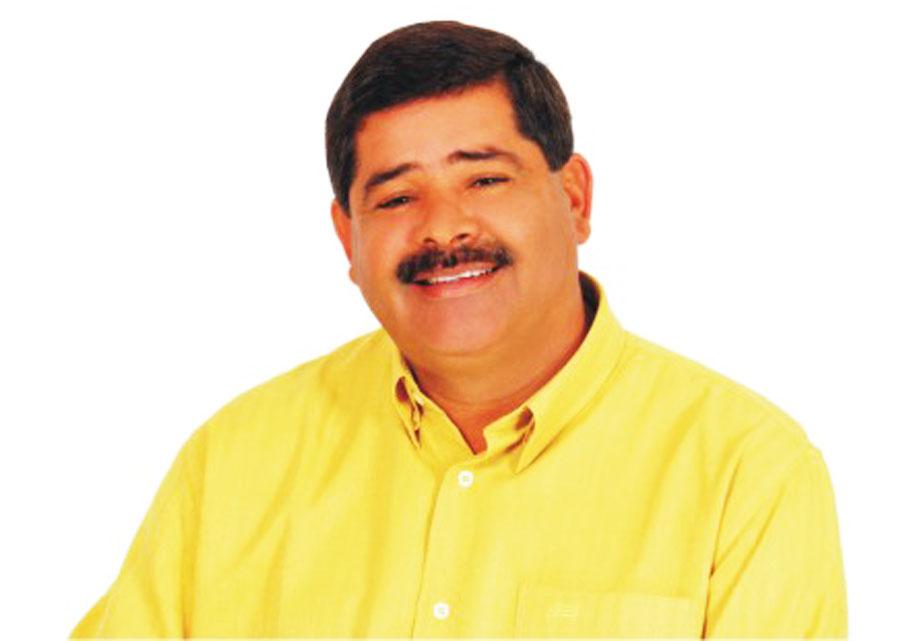 Ex-vice-prefeito de Atalaia, Dr. Elvio Alves Brasil