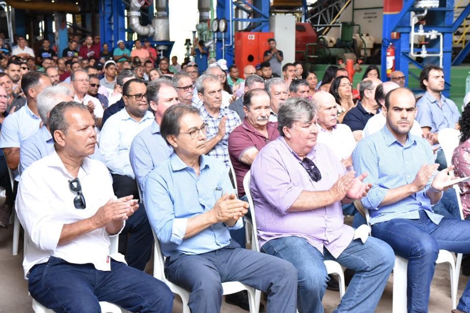 Celebração Ecumênica da Safra 2019-2020 da Copervales. Foto: Alberto Vicente.