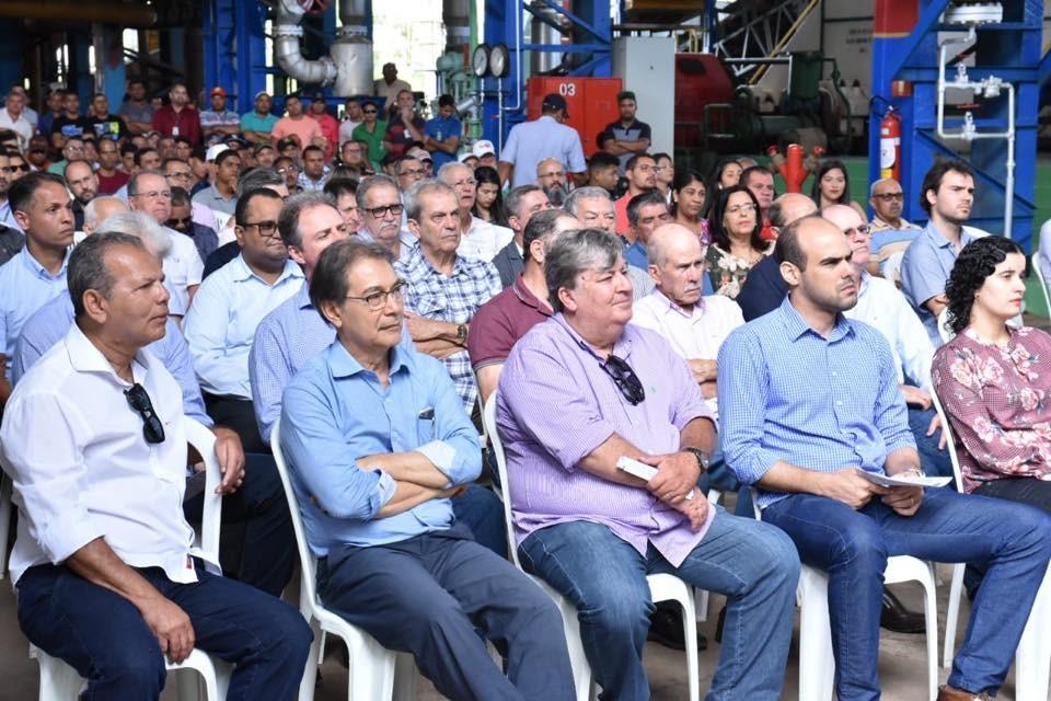 Prefeito Chico Vigário participa da Celebração Ecumênica de início da Safra 2019-2020 da Copervales