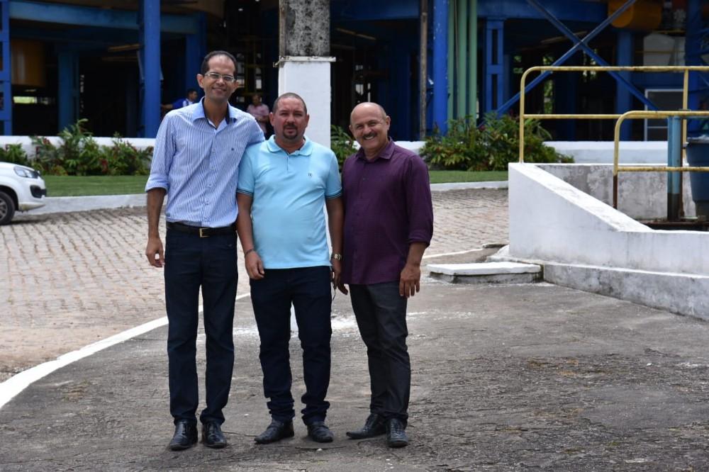 Vereadores de Atalaia prestigiam evento que marca o início da safra 2019/2020 da Copervales