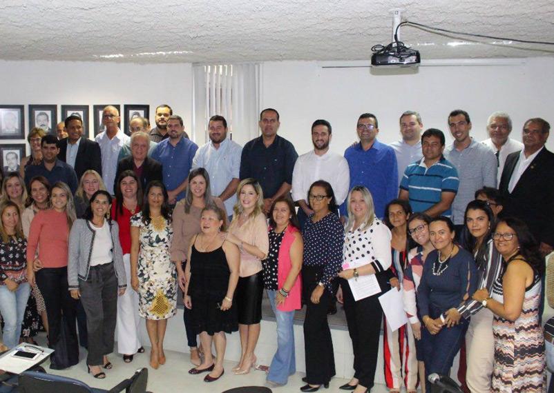 Governo Municipal assina termo de adesão de Atalaia ao Provida da Sesau