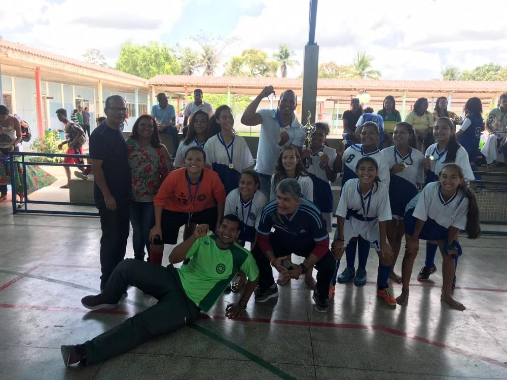 Escola Dr. João Carlos promove a 1ª Taça da Independência de Futsal