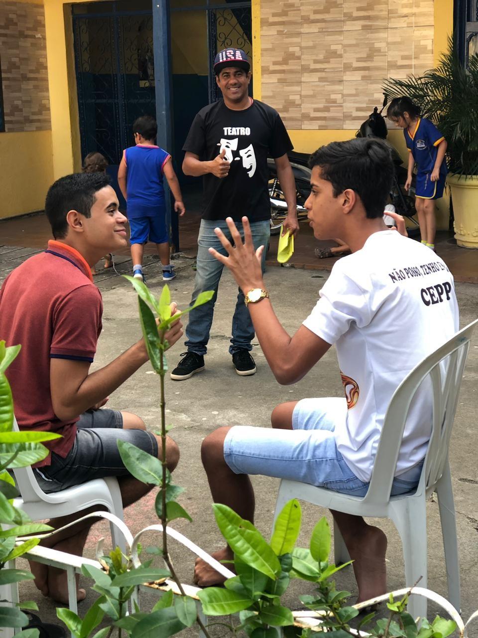 Grupo Atuar do CEPP vai representar Atalaia no 23ª Festival Estudantil de Teatro de Alagoas