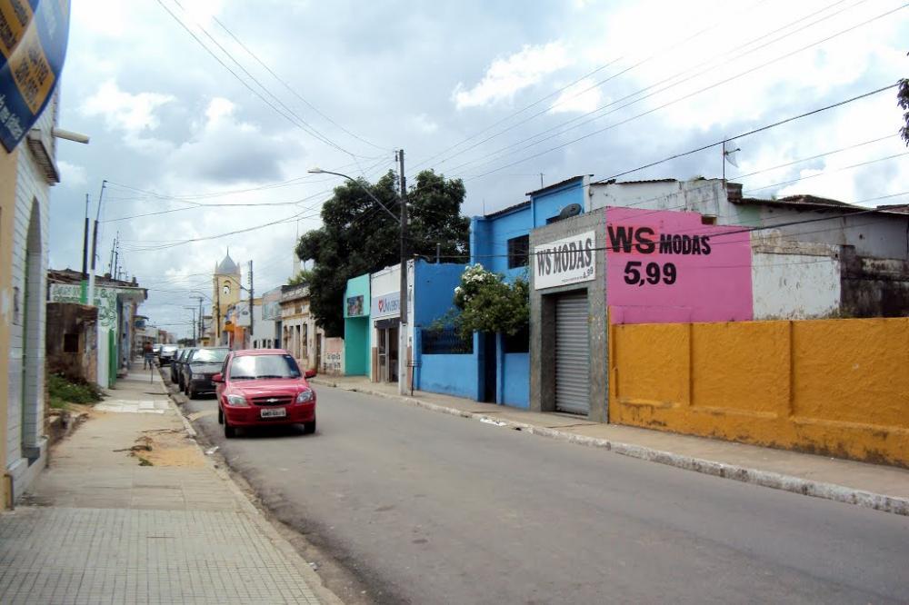 Centro de Atalaia. Foto: Internet