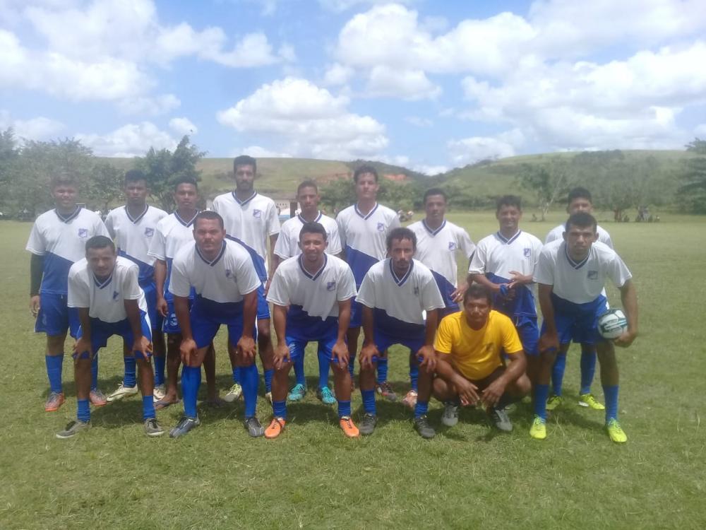 Azul Real empatou em 3 a 3 com a boa equipe do Juventus Olhos D'água.