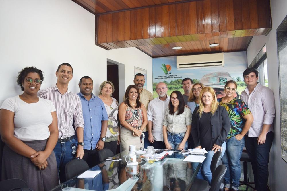 Reunião consolida apoio do Iteral a 1ª Feira de Negócios da Região Metropolitana.