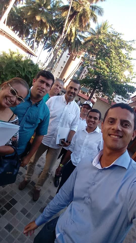 Prefeito Chico Vigário e equipe participam do Seminário Alagoas Mais Simples – Menos Burocracia, Mais Desenvolvimento