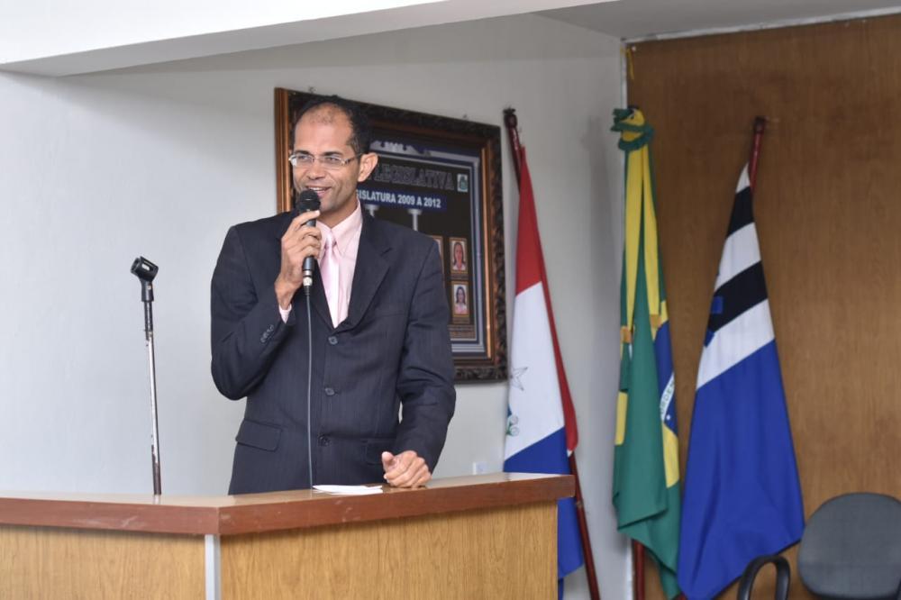 Vereador Ricardo Calheiros. Foto: Alberto Vicente