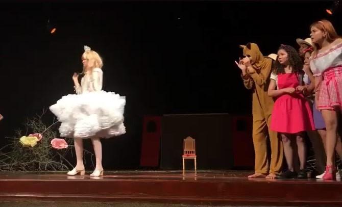 Espetáculo apresentado por alunos do CEPP é um dos mais aclamados no 23º Festival Estudantil de Teatro de Alagoas