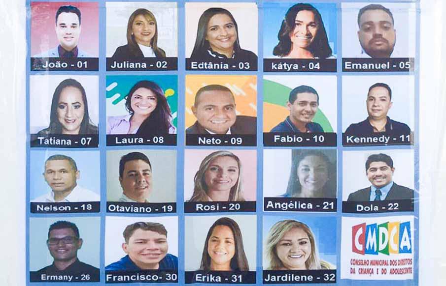 Eleição para a escolha dos membros do Conselho Tutelar da cidade de Atalaia.