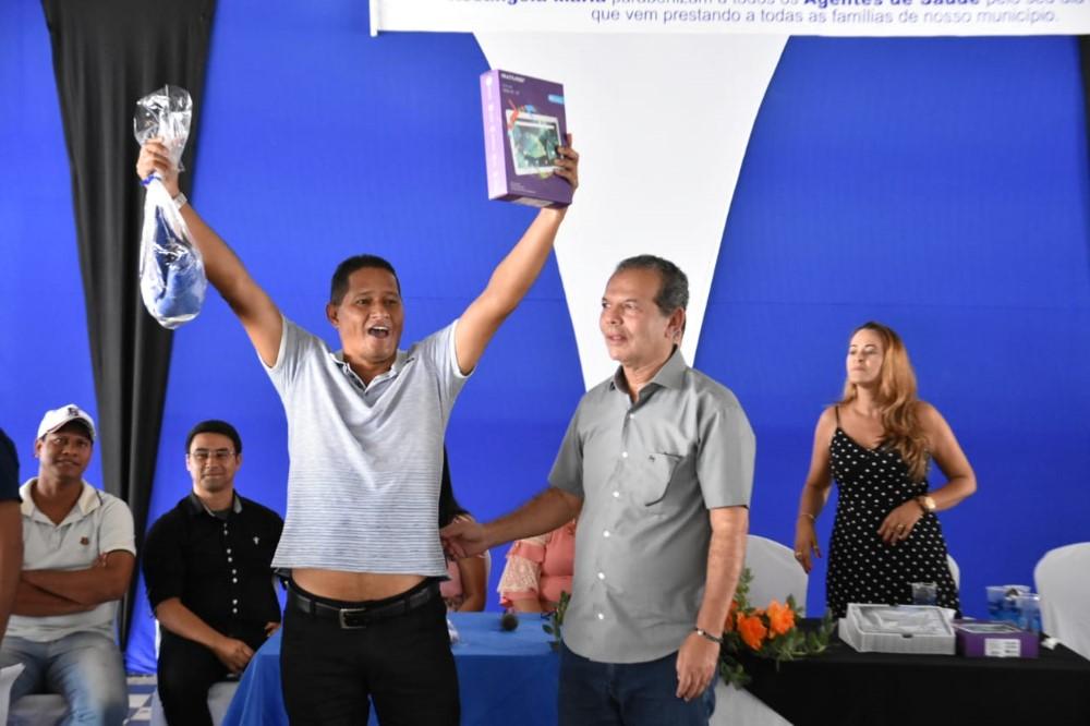 Prefeitura de Atalaia realiza solenidade em comemoração ao Dia do Agente de Saúde