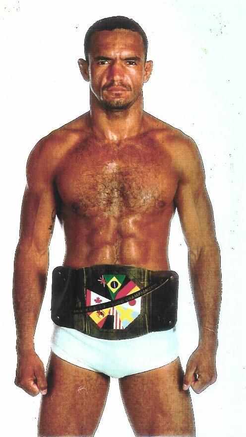 Sérgio Melo - Campeão Mundial de Vale Tudo