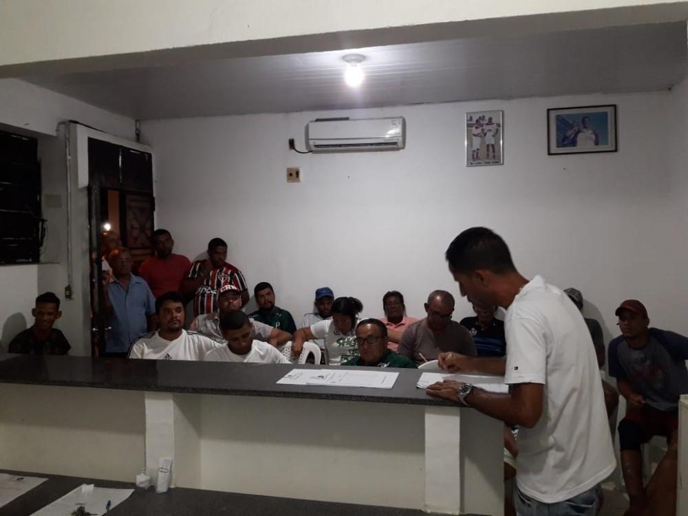 Reunião define os grupos da primeira fase da elite do futebol amador atalaiense
