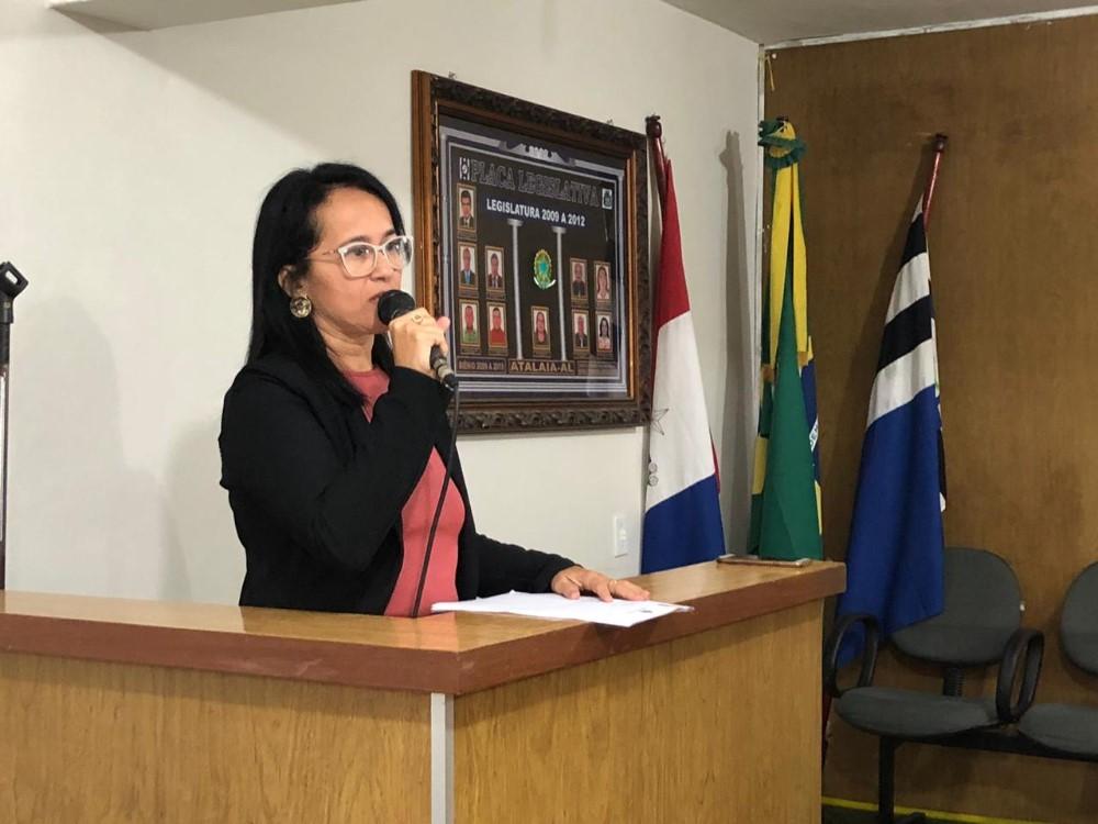 Sessão Ordinária da Câmara Municipal de Atalaia do dia 15 de Outubro de 2019