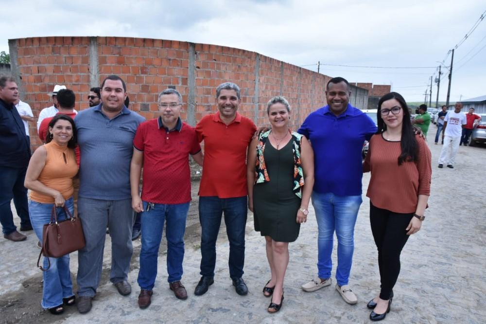 Chico Vigário e Arthur Lira inauguram nova e moderna UBS dos Altos