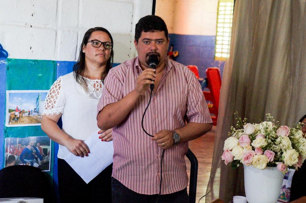 Emoção e lembranças marcam a comemoração pelo Dia da Patrona da Creche Maria Alves Brasil