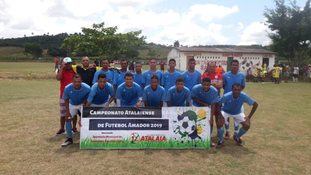 Começa a Primeira Divisão do futebol amador de Atalaia