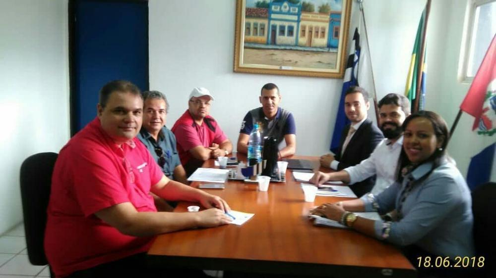 Reunião discute melhorias para a BR-316 no município de Atalaia
