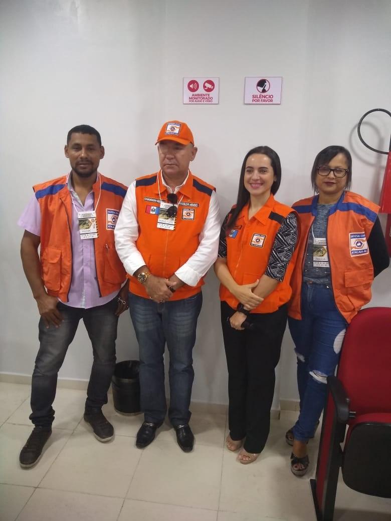 Defesa Civil de Atalaia participa do III Seminário Estadual de Prevenção de Desastres
