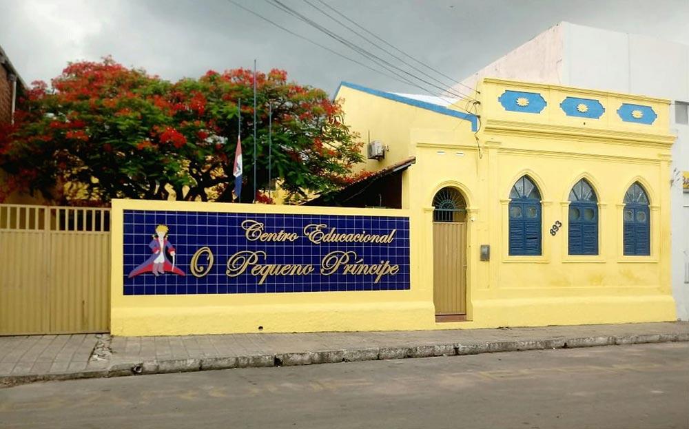 Centro Educacional O Pequeno Príncipe - Atalaia/AL.