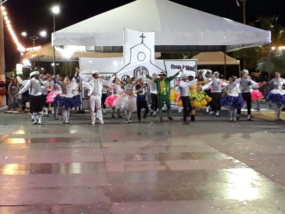 Levando mensagem de evangelização, Junina Tudo Pela Fé emociona o público na 2ª noite do Forró & Folia
