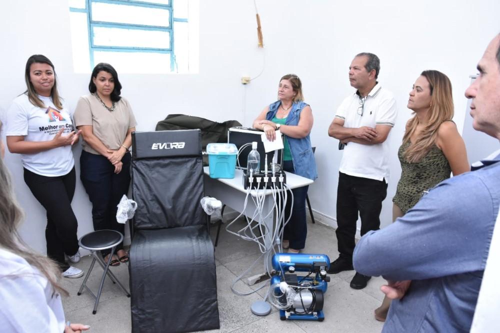 Atalaia adquire Consultório Odontológico Portátil