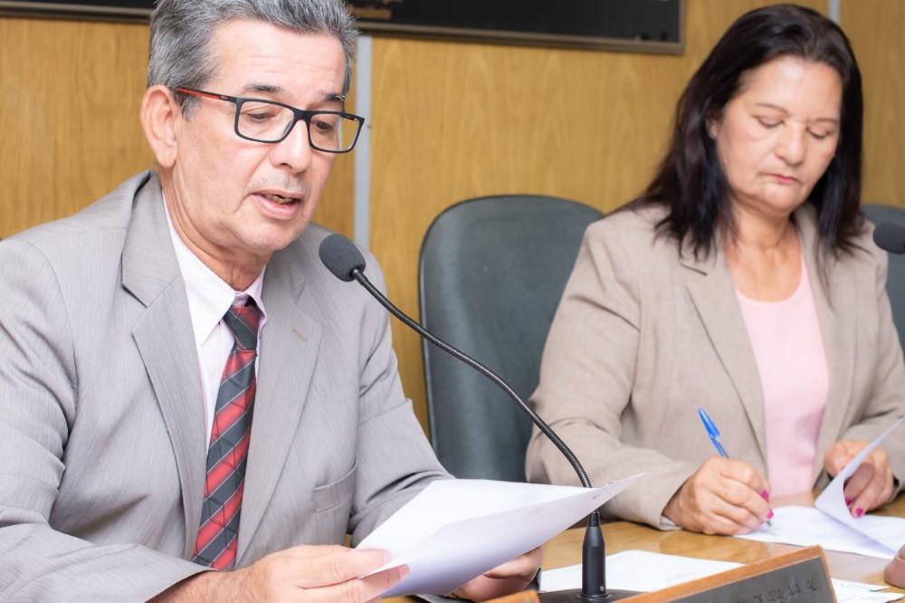 Sessão Ordinária da Câmara Municipal de Atalaia do dia 19 de Novembro de 2019