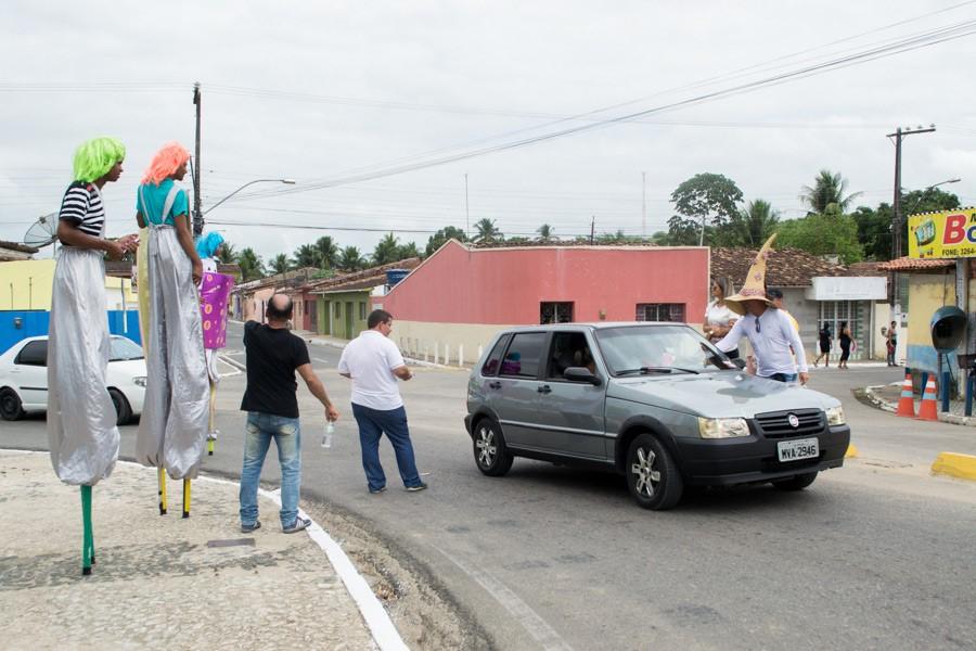 Secretaria de Saúde realiza ação de conscientização sobre os cuidados com a saúde neste Carnaval