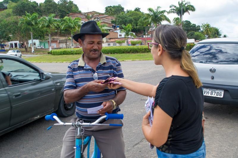 Secretaria de Saúde realiza campanha de conscientização e prevenção para o período de Carnaval