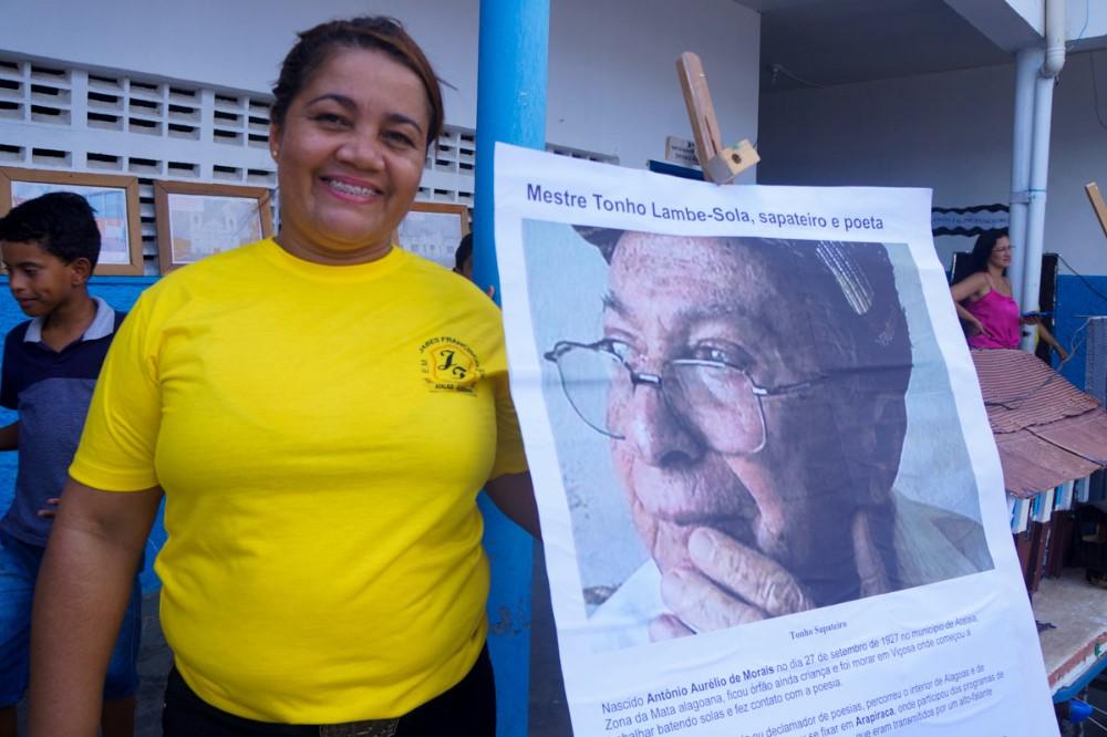 Muita Cultura e História na EXPOATALAIA da Escola Municipal Jabes Francisco