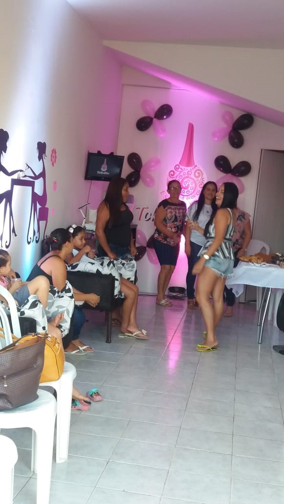 Esmalteria Tok Das Unhas: Um novo conceito de beleza para as unhas é inaugurado em Atalaia