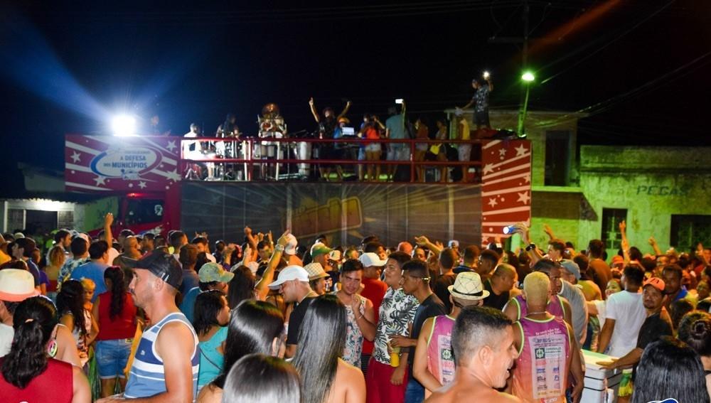 Carnaval 2019 em Atalaia foi um grande sucesso de público, paz e animação