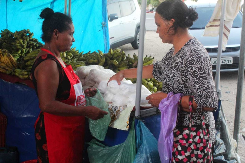 MST realiza 1ª Feira da Reforma Agrária na cidade de Atalaia (AL)